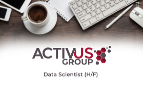Data Scientist (H/F)