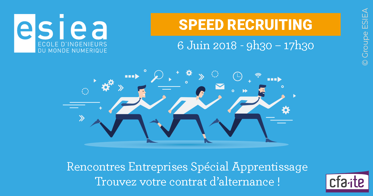 Activus Group au Speed Recruiting de l'ESIEA
